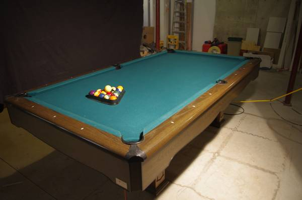 Pool Tables For Sale Green BaySOLO Pool Table Movers Green Bay - Connelly pool table disassembly
