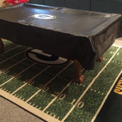 Packer Pool Table